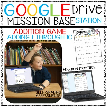 Google Drive ADDITION TO TEN