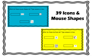 Google Drive Activity - Computer Icons & Mouse Shapes