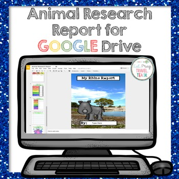 Digital African Animal Research Report