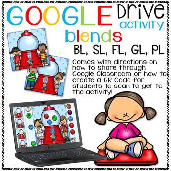 Google Drive BLENDS (bl, sl, fl, gl, pl)