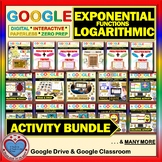 Google Drive BUNDLE: EXPONENTIAL & LOGARITHMIC FUNCTIONS