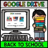 Google Drive Back to School Budget - Special Education - Shopping - Life Skills