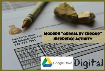 Google Drive Bank Account Saga Inference Activity
