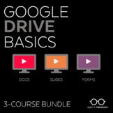 Google Drive Basics: 3-Course Bundle
