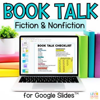 Digital Book Talk Project