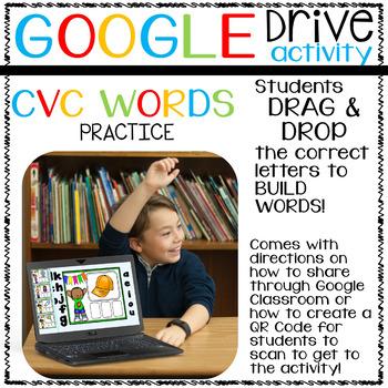 Google Drive CVC Words