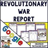 American Revolution | Revolutionary War | Google Classroom Activities