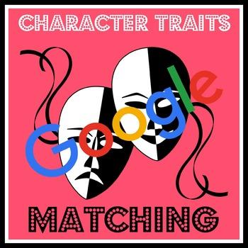Google Drive: Character Traits Matching with Answer Key