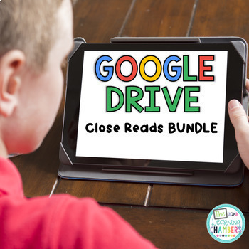 Google Drive Close Reads Bundle