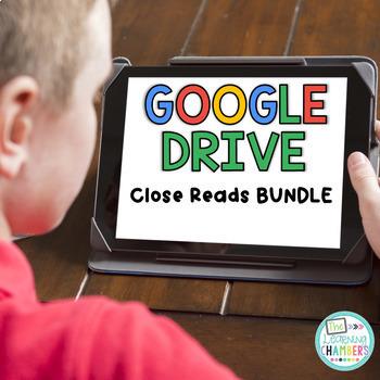 Google Drive Close Reads Bundle