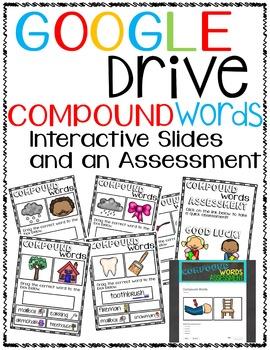 TPTDIGITAL Google Drive Compound Words