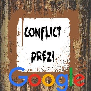 Google Drive Conflict Prezi