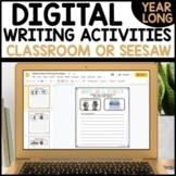 Google Drive Daily Writing Activities (Digital)