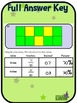Google Drive Decimal Grid Puzzle Task Cards - Engaging! A class favorite!