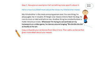 Google Drive Digital Persuasive Writing Practice: The Most Annoying Thing Ever