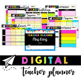 Google Drive Digital Teacher Planner