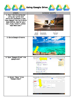 Google Drive Directions