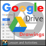 Google Drawings Lesson & Activities UPDATED 2018