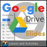 Google SLIDES Lesson Activities