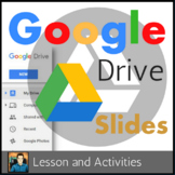 Google Slides Lesson & Activities UPDATED 2018