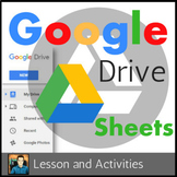 Google Sheets Lesson & Activities UPDATED 2018