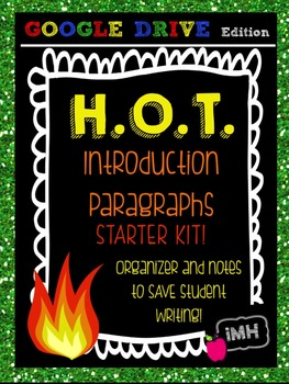 Google Drive Edition!  HOT Intro Starter Kit!