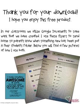Google Drive *FREEBIE*