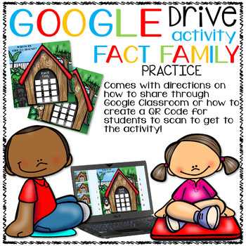 Google Drive Fact Families (up to 10)