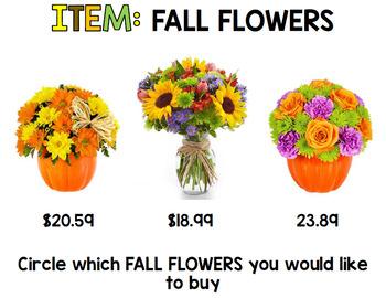 Google Drive Fall Budget - Special Education - Shopping - Life Skills - Math