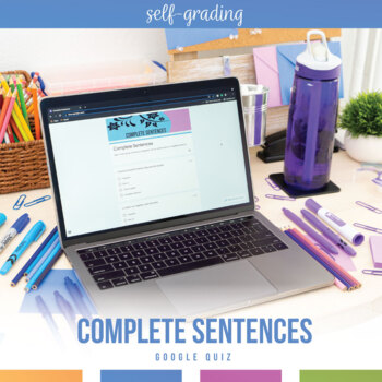 Google Drive Grammar Lesson: Complete Sentences, Run On, Fragment, Comma Splice