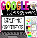 Google Drive Graphic Organizer Bundle