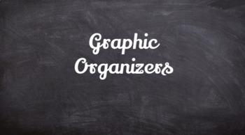 Google Drive Graphic Organizers