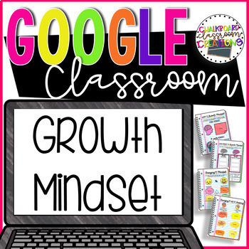 Growth Mindset for Google Classroom