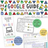 Google Drive Guide Flipbook for Teachers