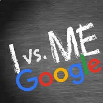 Google Drive: I vs Me unit