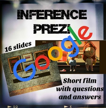 Google Drive: Inference Lesson with Short Film/Prezi