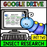Google Drive - Insect Research - Special Education -- Spring - Unit Two