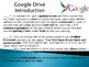 FREE Google Drive Introduction Activity