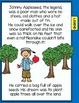 Google Classroom Activities JOHNNY APPLESEED Interactive Flip Book