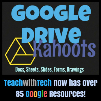 Google Drive Kahoots