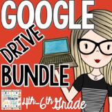 Google Drive Lesson Bundle