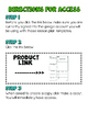 Google Drive Lesson Plan Templates