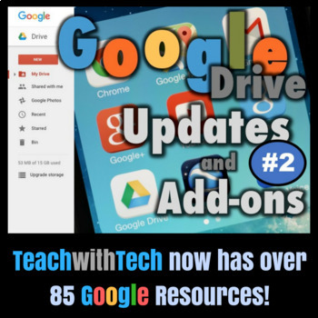 Google Drive Lesson Updates Add-Ons #2