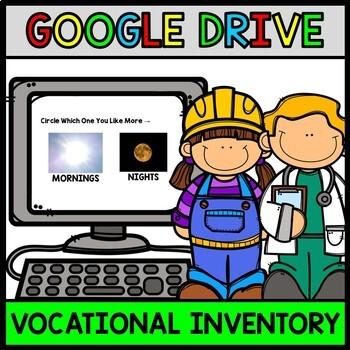 Google Drive - Life Skills - Vocational Interest Inventory