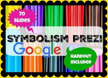 Google Drive: Literary Symbolism Prezi