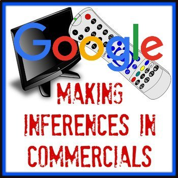 Google Drive: Making inferences with commercials prezi and handout