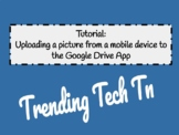 Uploading Mobile Photos to the Google Drive App - FREE LIF