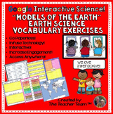 Models of the Earth Google Drive Activities