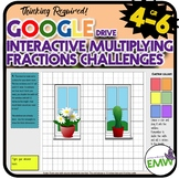 Google Ready Multiplying Fractions Real Life and Interactive