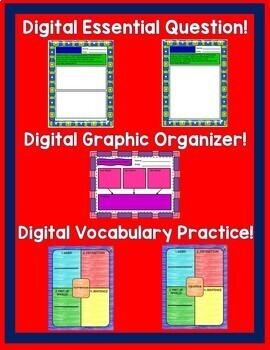 My Brother Martin Journeys 4th Grade Unit 1 Lesson 2 Google Digital Resource